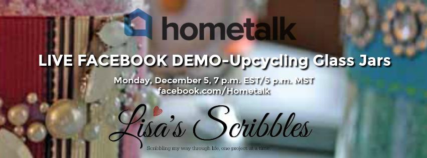 Hometalk & Lisa's Scribbles
